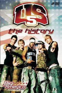 Cover US5 - The History [DVD]